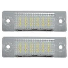 LED License Number Plate Light Lamp VW TRANSPORTER T5 CADDY TOURAN Golf Pas S8I3