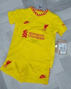 Liverpool FC  Baby Football Kit  Shirt and Short (18-24 MONTHS) 20/21-22 BNWT