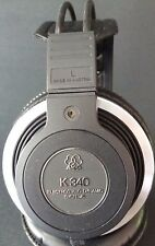 AKG K-340 Electrostatic-Dynamic Systems Hi-Fi Kopfhörer 400 Ohms, TOP