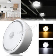 12W LED PIR Motion Sensor Infrared Ceiling Lamp Down Light Flush Mounted