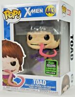 Funko Pop! TOAD X-Men Marvel #443, 2020 Convention Limited Exclusive w Protector