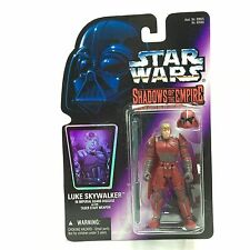 Star Wars SHADOWS OF THE EMPIRE/LUKE SKYWALKER IMPERIAL GUARD DISGUISE/1996 MOC
