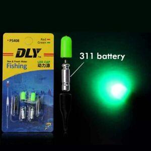 Fishing Float Led Glowing Light Waterproof Electric Stick 311 Battery Brightness