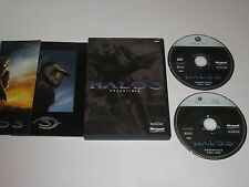 Halo 3 Essentials (Xbox 360) With Poster