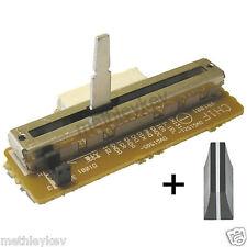 Pioneer DWG1521 Fader DJM600 DJM 600 CH1 + Manopola canale 1/un dispositivo di scorrimento NUOVO REGNO UNITO