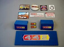 1/18 -Olds 442 Accessory Garage Set-12 piece's-for your shop/garage/diorama