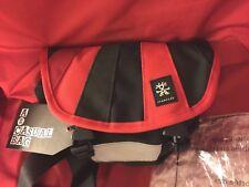 NWT! RARE CRUMPLER AUSSIE ROO WAIST PACK SUPREME RED TOTE BAG~BAPE KAWS BANKSY