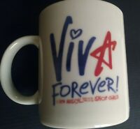 SPICE GIRLS Taza de te - Tea mug MUSICAL ViVA FOReVeR. Nueva