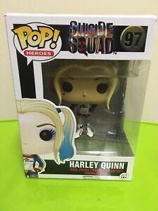 Harley Quinn Suicide Squad Funko Pop 97