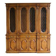 China Hutch ~ China Cabinet ~ Display Cabinet ~ Bookcase ~ Breakfront by Karges
