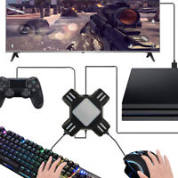 KX Gaming USB Keyboard And Mouse Converter PS3 PS4 Xbox One Switch APEX Adapter
