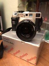 Mamiya 7 II Medium Format SLR Film Camera with 65mm lens