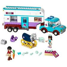 Building Toy Lego 41125 Horse Vet Trailer Building Kit (370 Piece) Gift Xmas New