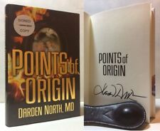 *Signed* Darden North POINT OF ORIGIN 1st Edition / 1st Printing