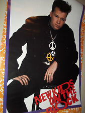 "Donnie From The New Kids On The Block Very Rare 1989 Poster 22 1/4""X 32 1/2"""