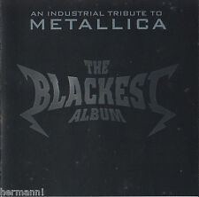 The Blackest Album Vol1 An Industrial Tribute to Metallica (CD, 1998 (Brazil))