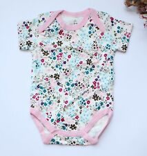 Newborn Baby Cotton Jumpsuit Romper Bodysuit ButterflyInfant Outfit Clothes 0-6M