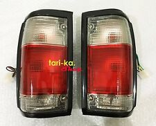 Rear Tail Lights Lamp LH RH Red White For 1986-93 Mazda Magnum B2000 B2200 B2600