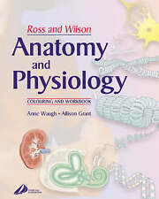Ross and Wilson's Anatomy and Physiology Colouring and Workbook: Study-ExLibrary