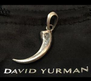 David Yurman Claw In Sterling Silver