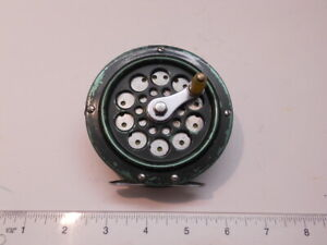 ~ Vintage SHAKESPEARE AuSable No. 1864 ~ Model GD Fly Reel ~ Nice ~