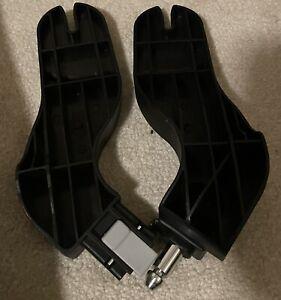 Baby Jogger City Mini Double adapter city mini 2 & city mini GT2 strollers Gra