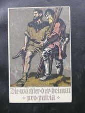 CPA DE SUISSE : 1910 BUNDESFEIER POSTKARTE - NEUVE EN BON ETAT