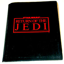 Star Wars Return of the Jedi Movie Press Kit - COMPLETE - 16 Photos, Notes, 1983