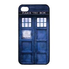 Tardis Dr Doctor Who Police Box Hard Case Cover Skin for Apple iPhone 4 4S 5 5S