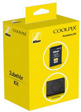 Nikon S9900 Accessory Kit With En-el12 Battery and Coolpix Case