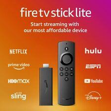 Amazon Fire TV Stick Lite with Alexa Voice Remote - Latest Version 2020-NEW