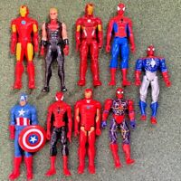 "Various Marvel 12""/30cm Action Figures - Multi Listing - Free Postage"