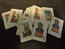 Vintage Animal Rummy Card Game in it's Original Box
