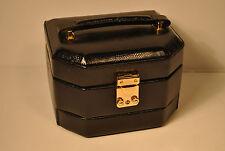 Auto Open Jewel Box Black