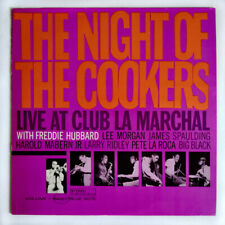 THE NIGHT OF THE COOKERS Vol.1 - Blue Note / UA lp
