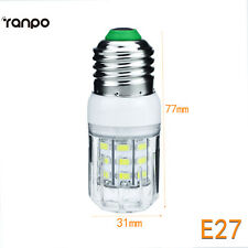 E27 E12 E26 E14 G9 GU10 7W LED Corn Bulb Light 5730 SMD Lamp 12V 24V 110V 220V