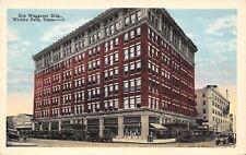 Wichita Falls Texas~Bob Waggoner Building~Display Windows~Maxwell~Supply Co~1916