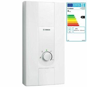 Bosch Tronic TR5000 21/24 EB/Siemens DE2124407M elektronischer Durchlauferhitzer