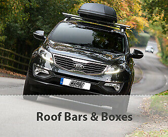 Roof Bars Roof Boxes