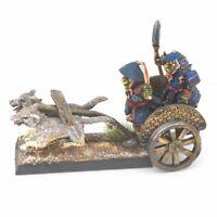Samurai Goblin Small Chariot Warhammer Fantasy Armies 28mm Unpainted Wargames