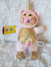 Cabbage Patch Kids Collectible Cuties Doll Fantasy Friends Happy Unicorn 9""