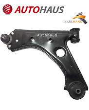 For VAUXHALL CORSA D 06-15 FRONT LOWER CONTROL WISHBONE SUSPENSION ARM LEFT