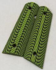 77_9019txgb  SALE 1911 Govt  Larry Davidson Horned Lizard Magwell G10 Grips