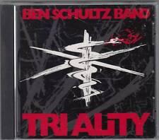 Ben Schultz Bande-Tri ality (cd1992) TOP!