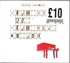 George Montague - Curious & Curiouser George (2016)..Digipak CD New & Sealed...