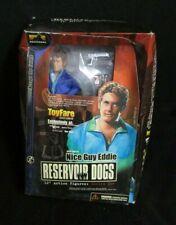 "Nice Guy Eddie Chris Penn Reservoir Dogs 12"" Action Figure Palisades Toyfare Nib"