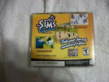 Sims: Vacation Expansion Pack (PC, 2002) EA GAMES MAXIS PC - CD ONLINE, 2 DISC