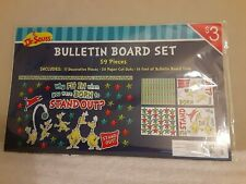 Dr. Seuss Bulletin Board Set-Decorative Pieces Paper Cut Outs & Bulletin Trim