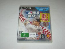 MLB 11 - The Show - VGC - PAL - PlayStation 3 - Game + Booklet