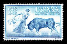 "Bullfighting Spain Stamp Poster #3 Canvas Art Poster 16""x 24"""